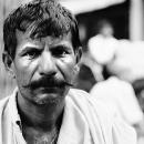 Man With A Sharp Mustache