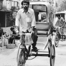 Rickshaw Wallah Caught My Eye