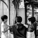 Boys In A Toy Shop