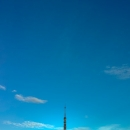 Tokyo Tower Under The Blue Sky