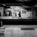 Girl On The Opposite Platform