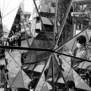 Many-sided Mirror
