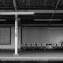 Bench On The Platform