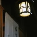 Lantern At A Restaurant