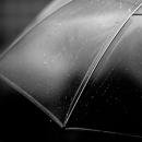 Drops On The Umbrella