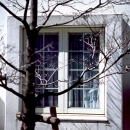 Bay Window Of A White House @ Tokyo