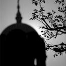 Silhouette Of Nikorai-do Cathedral @ Tokyo