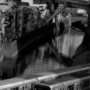 Marunouchi Line Passing Each Other @ Tokyo