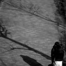 Couple On The Sidewalk @ Tokyo