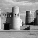 West Gate Of Khiva