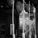 Drums And Ropes In A Temple