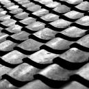 Roof Of Tiles In Tokoname