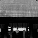 Paying Homage In Atsuta Shrine