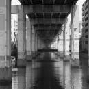 River Under The Highway @ Tokyo