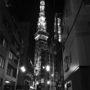 Tokyo Tower In The Night @ Tokyo