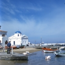 An Old Harbor Of Mykonos @ Greece