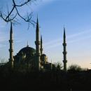 Sultan Ahmed Mosque In Istanbul @ Turkey