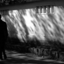 Figure Beside The Wall @ Kanagawa