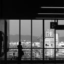 Figure Beside The Window @ Kanagawa