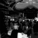 Worshipers In Yushima Tenman-gu @ Tokyo