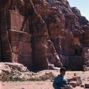 A Boy In Petra @ Jordan