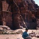 Boy In Petra
