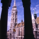 Matthias Church In Budapest @ Hungary