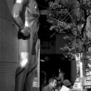 Ultraman In The Street @ Tokyo
