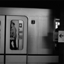 Waiting Subway @ Tokyo