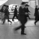 Commuters In West Shinjuku @ Tokyo