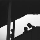Silhouette With Cigarette @ Tokyo