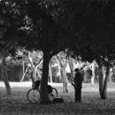代々木公園のサックス奏者 @ 東京