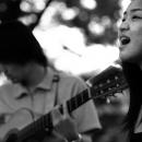 ギターと陽子