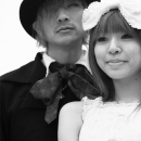 Young Couple In Lolita Fashion @ Tokyo