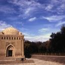 Samanid Mausoleum @ Uzbekistan