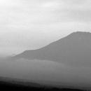 Silhouette Of Mt.Fuji @ Yamanashi