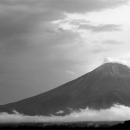 Mt.Fuji And Clouds @ Yamanashi