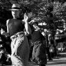 Men Dancing With A Hat @ Tokyo