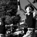 Men Raising Their Arms @ Tokyo