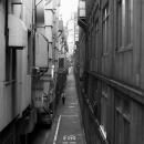 Path Between Buildings @ Tokyo