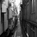 Path Between Buildings