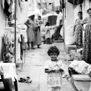 Mothers Keeps An Eye On Her @ Sri Lanka