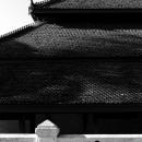 Boy In Front Of Wat Mai