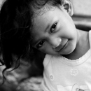 Portrait Of A Kittenish Girl @ Philippines