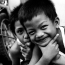 Two Lively Youngsters @ Philippines