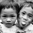 Funny Boy And Careful Boy @ Philippines
