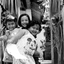 Three Cheerful Girls @ Indonesia