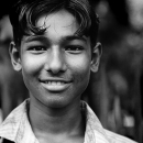 Youngster Smiled In Silence @ Bangladesh