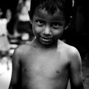 Boy Stripping To The Waist @ Bangladesh