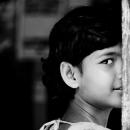 Sidelong Glance Of A Girl @ Bangladesh